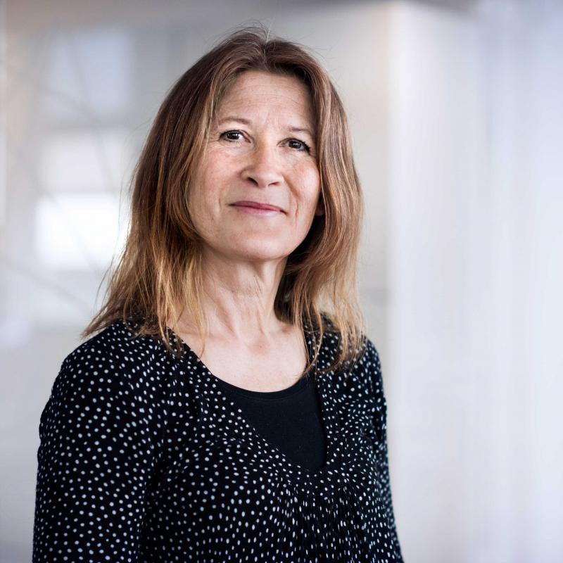 FST styrelsemedlem Ulrika Emanuelsson