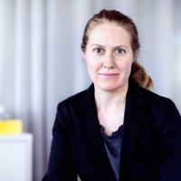 FST styrelsemedlem Jenny Hettne