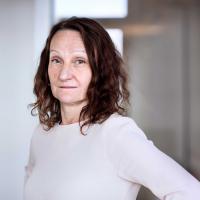 FST styrelsemedlem Marie Samuelsson