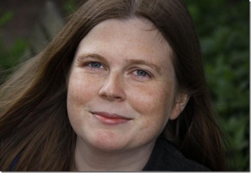 Britta Byström, foto: Omar Ingerslev