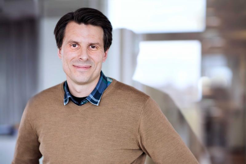 Ordförande Martin Jonsson Tibblin