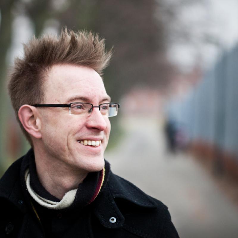 Stefan Klaverdal