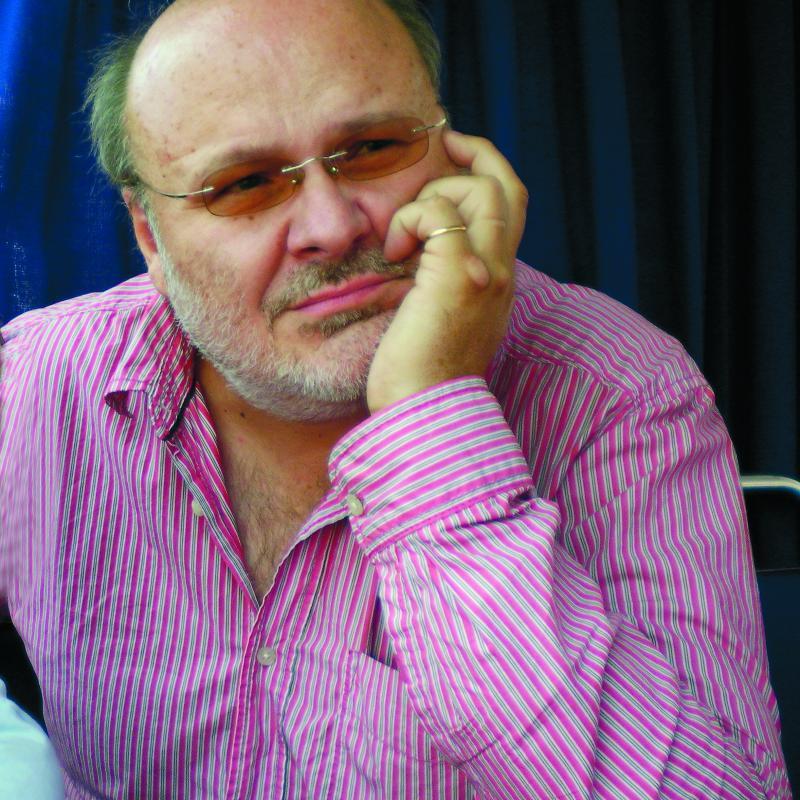 Composer Stellan Sagvik